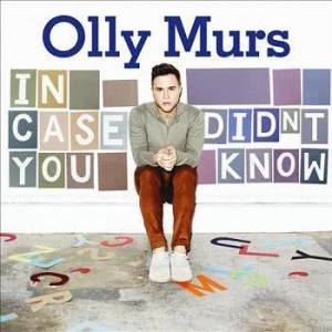 Olly Murs的專輯In Case You Didnt Know