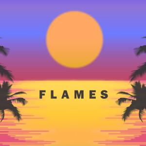 Album Flames (Tribute to David Guetta, Sia) from Pop Guitar Covers