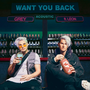 Album Want You Back from Léon