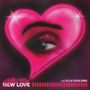 Album New Love from Ellie Goulding