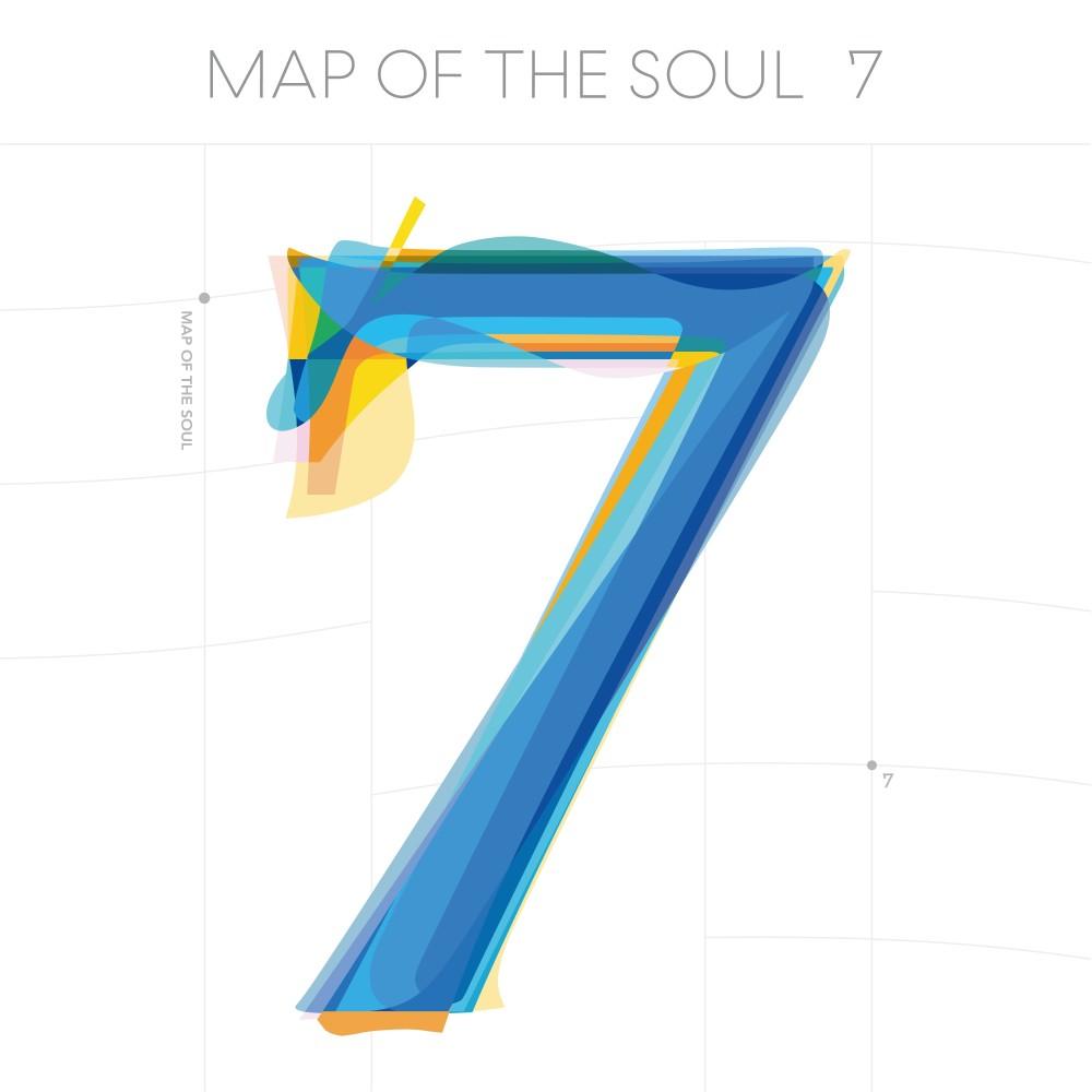 ผลการค้นหารูปภาพสำหรับ bts map of the soul 7 album cover