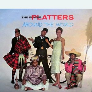 The Platters的專輯The Flying Platters