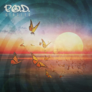 Album Circles from P.O.D.