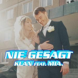 Album Nie gesagt from MIA.