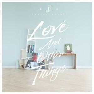 衛蘭 Janice Vidal的專輯Love And Other Things