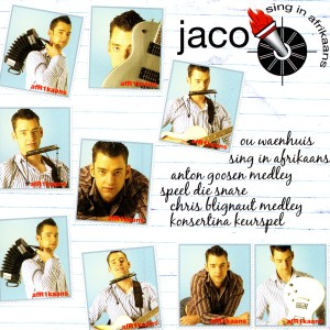 Album Sing In Afrikaans from Jaco