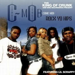 Album Rock Yo Hips (feat. Lil Scrappy) (Explicit) from Crime Mob