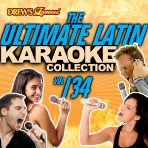 The Hit Crew的專輯The Ultimate Latin Karaoke Collection, Vol. 134