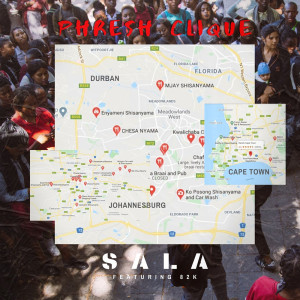 Album SALA from Phresh Clique