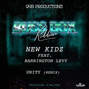 Album Unity (Remix) from New Kidz