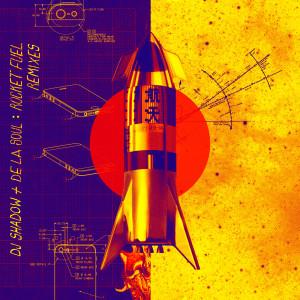 Album Rocket Fuel from DJ Shadow
