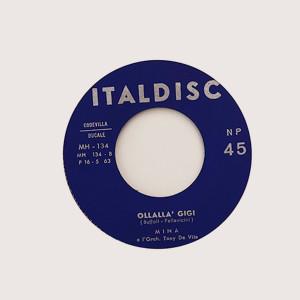 Ollalla' Gigi (1963)