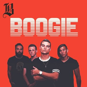 Album Boogie from The Barons