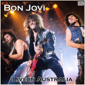 Album Live in Australia from Bon Jovi