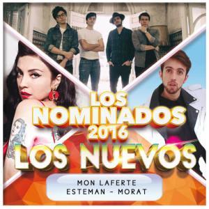 Album Los Nominados 2016 - Los Nuevos from Various Artists