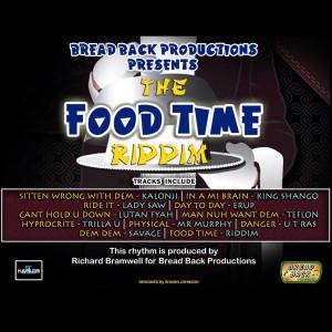 Album Food Time Riddim from Mr. Murphy