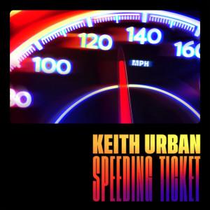 Album Speeding Ticket from Keith Urban
