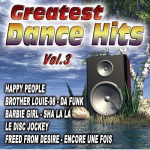 Album Latin Dance Hits Vol.3 from Disco Band