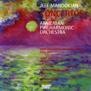 Album Concertos from Armenian Philharmonic Orchestra