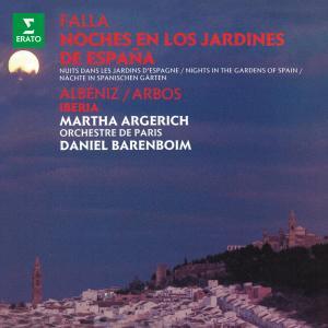Album De Falla: Noches en los Jardines de España - Albéniz: Iberia from Martha Argerich