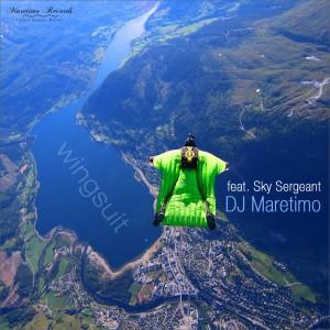 Album Wingsuit (Dreamwave Cut) from DJ Maretimo