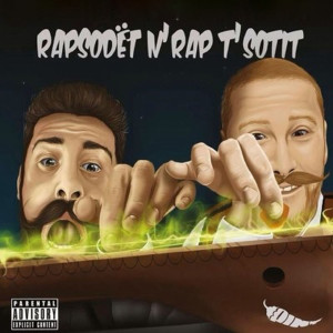 Album Rapsodët n'rap T'sotit from MC Kresha