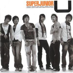 Super Junior的專輯U