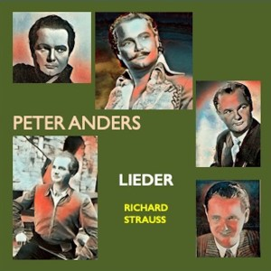 Fritz Lehmann的專輯Peter Anders · Lieder
