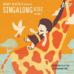 Album Singalong Kidz, Vol.2 from Wendy Oldfield