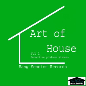 Album ART OF HOUSE from Vincemo