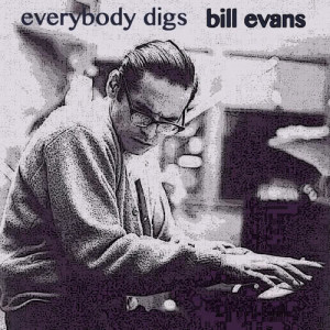 Bill Evans Trio的專輯Everybody Digs Bill Evans