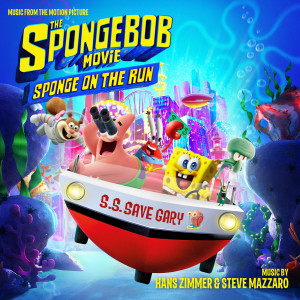Album The SpongeBob Movie: Sponge on the Run (Music from the Motion Picture) from Hans Zimmer