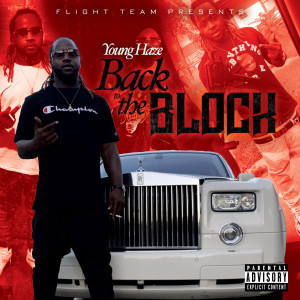 Album Back to the Block (Explicit) from Young Haze