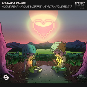 Marnik的專輯Alone (feat. Anjulie & Jeffrey Jey) [Triangle Remix]