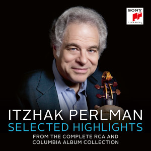 Album Itzhak Perlman - Selected Highlights from The Complete RCA and Columbia Album Collection from Itzhak Perlman