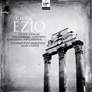 Album Gluck: Ezio from Alan Curtis