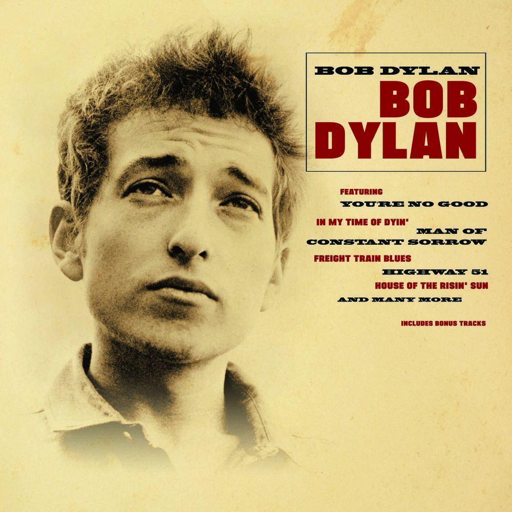 ฟังเพลงอัลบั้ม Bob Dylan