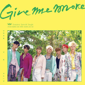 Album GIVE ME MORE from VAV