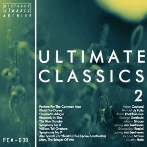 Album Ultimate Classics! from Los Angeles Philharmonic Orchestra