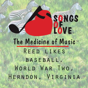 Album Reed Likes Baseball, Wordl War Two, Herndon, Virginia from S. Garskof