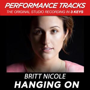 Hanging On 2010 Britt Nicole