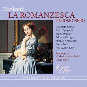 Album Donizetti: La romanzesca e l'uomo nero from Academy of St. Martin in the Fields