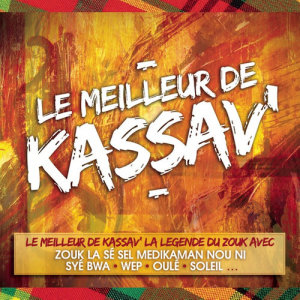Album Le Meilleur de Kassav' from Kassav'