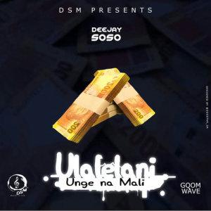 Album Ulalelani Ungenamali Single from Deejay Soso