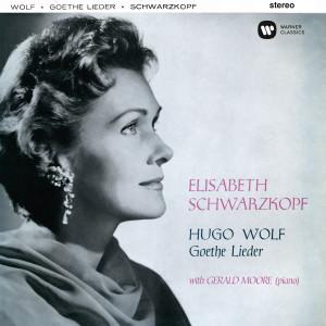 Album Wolf: Goethe-Lieder from Gerald Moore