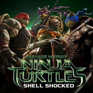 "Wiz Khalifa的專輯Shell Shocked (feat. Kill The Noise & Madsonik) (From ""Teenage Mutant Ninja Turtles"")"