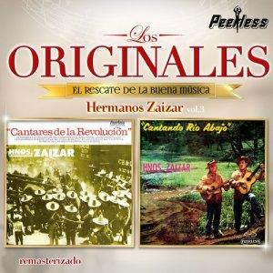 Album Los Originales Vol. 3 from Hermanos Zaizar