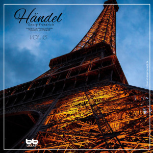 Handel's Classical Guitar Lullaby Vol, 15 (Relaxing Music,Prenatal Care,Healing music,Concentration,Study,Meditation,Reading,Study)