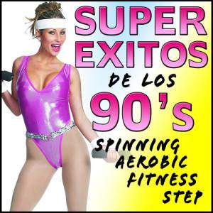 Album Super Éxitos de los 90. Spinning, Aerobic, Fitness, Step from Fitnes Body Studio