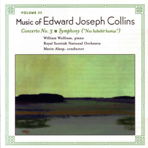 Album Music of Edward Collins, Vol. III from William Wolfram